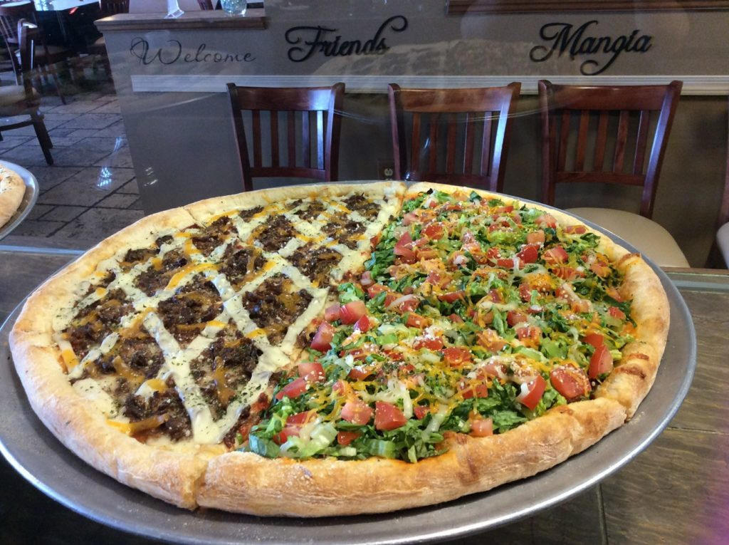 Cheesesteak | Taco Pizza Image
