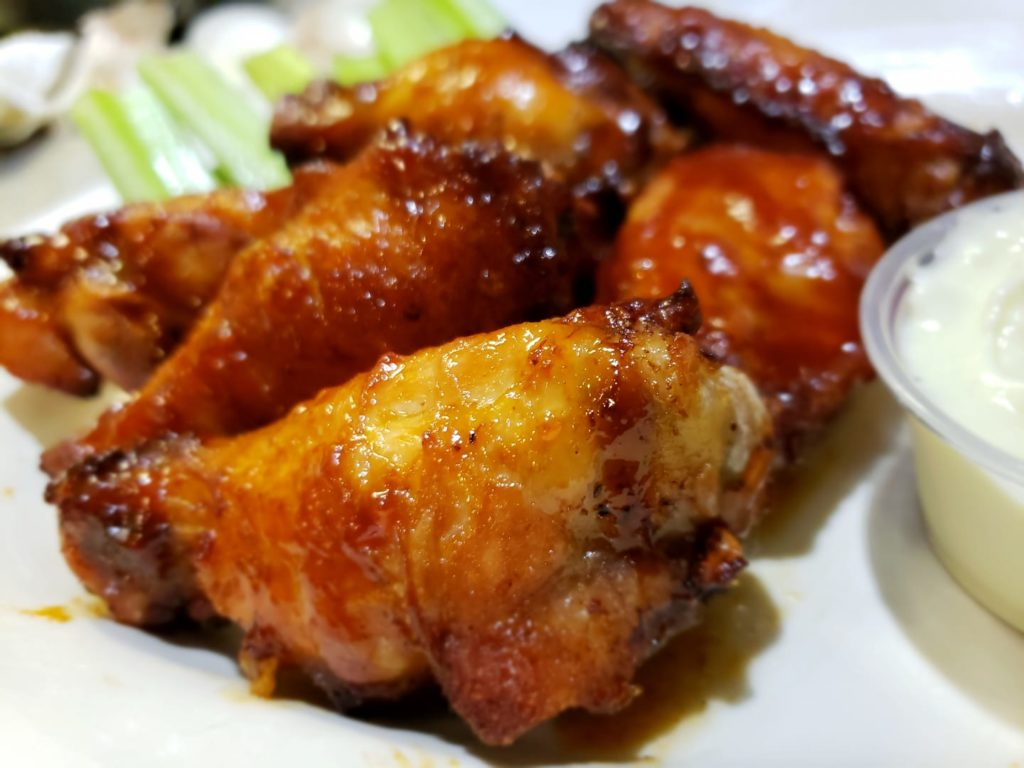 Jumbo Chicken Wings Image