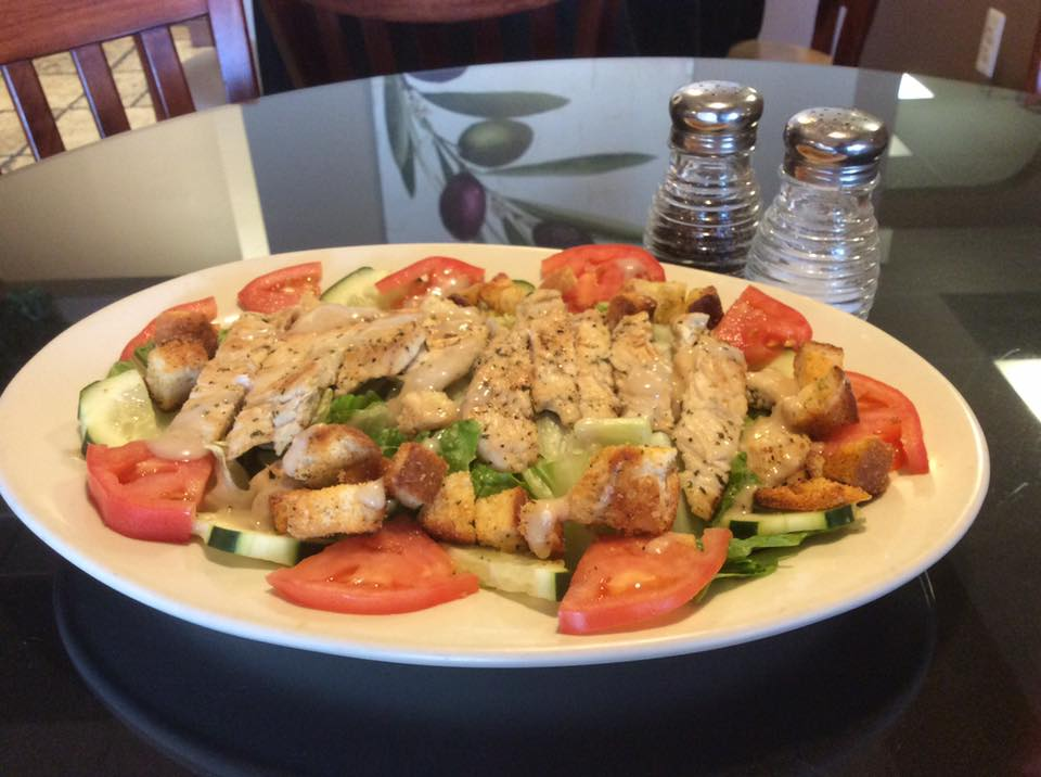 Chicken Garden Salad Image